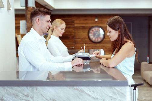 system przywoławczy dla hoteli