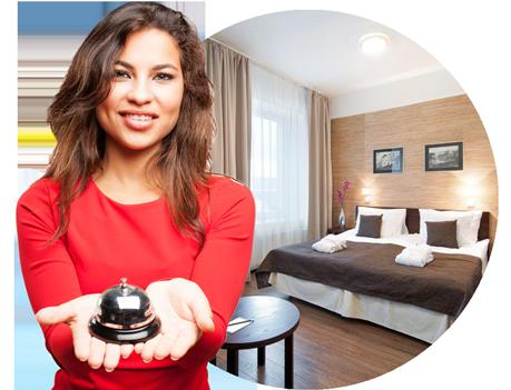 systemy przywoławcze dla hotelut