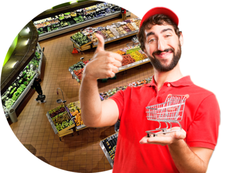 systemy przywoławcze dla supermarketu