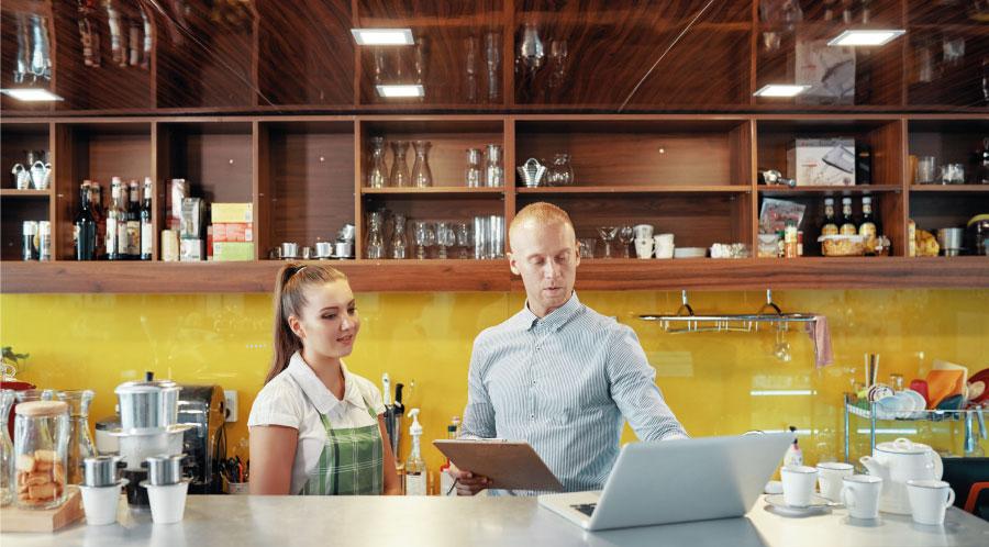 Obsługa w restauracji - szkolenie pracownika